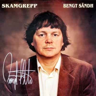 1983: Skamgrepp (Ewert Ljusberg)