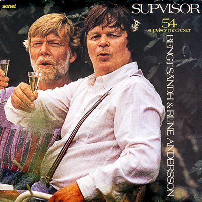 1974: Svenska folkets supvisor (Rune Andersson)