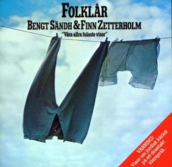 1977: Folklår, våra allra fulaste visor (Finn Zetterholm)