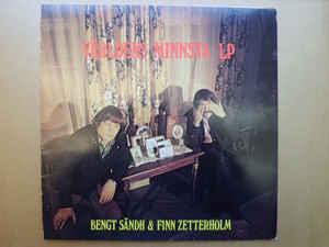 1971: Världens Minnsta LP (Finn Zetterholm)