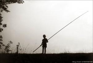 Pojk med spö 1980 - Kopia