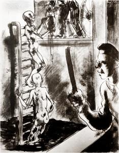 Teckning 3