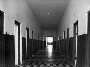 Fängelsekorridor